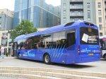 bus transportowy